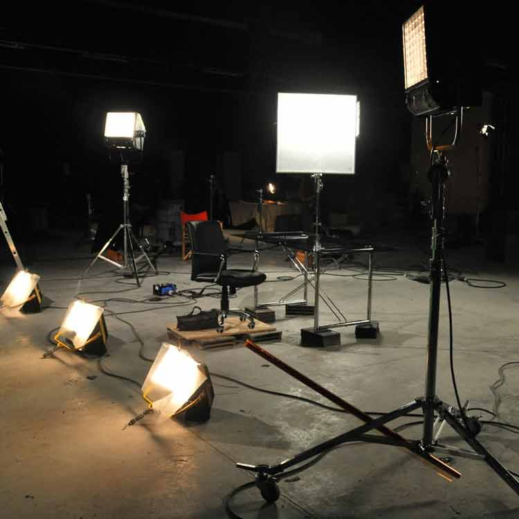 movie set and production cleaning services